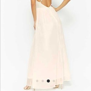 b6a892b2816 Macy s Dresses - Gorgeous Ivory and Pastel Formal Dress